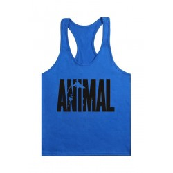 Men Gym Tank Top 100 % Cotton Manufacturer