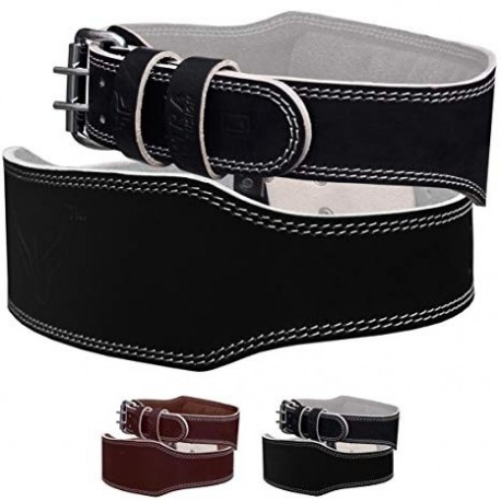 4-Inch Weight Lifting Belt for Back Support