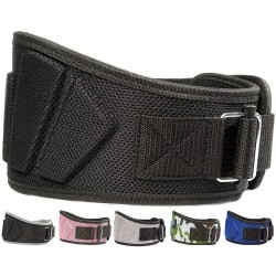 Weight Lifting Belt for Men and Women 6 Inch