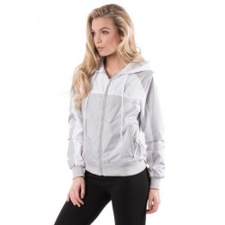 Full zip through Cropped Hoodie Manufacturer