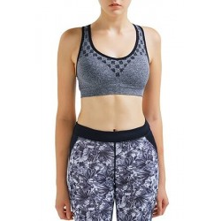 3a70728919ef8 Hot Customized Print Sports Crop Top Ladies Training Fitness Yoga Bra