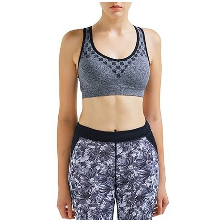 Customized Yoga Cropped Top Bra (custom fitness apparel)