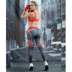 Sublimated Yoga Leggings Professional Manufacturer